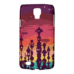 Meet me after sunset Samsung Galaxy S4 Active (I9295) Hardshell Case