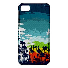 Rainforest City BlackBerry Z10 Hardshell Case