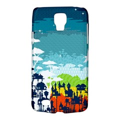 Rainforest City Samsung Galaxy S4 Active (I9295) Hardshell Case