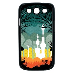 A Discovery in the Forest Samsung Galaxy S III Case (Black)