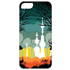 A Discovery In The Forest Apple Iphone 5 Classic Hardshell Case