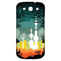 A Discovery In The Forest Samsung Galaxy S3 S Iii Classic Hardshell Back Case