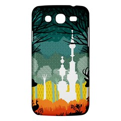 A Discovery in the Forest Samsung Galaxy Mega 5.8 I9152 Hardshell Case