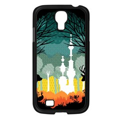 A Discovery In The Forest Samsung Galaxy S4 I9500/ I9505 Case (black)