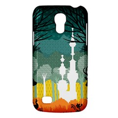 A Discovery in the Forest Samsung Galaxy S4 Mini (GT-I9190) Hardshell Case