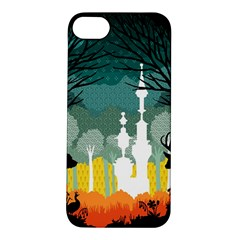 A Discovery In The Forest Apple Iphone 5s Hardshell Case