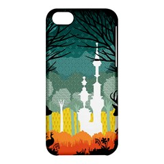 A Discovery In The Forest Apple Iphone 5c Hardshell Case