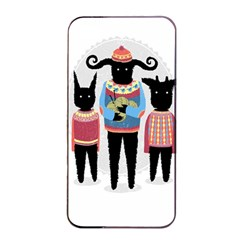 Nightmare Knitting Party Apple Iphone 4/4s Seamless Case (black)