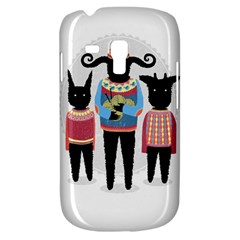 Nightmare Knitting Party Samsung Galaxy S3 Mini I8190 Hardshell Case