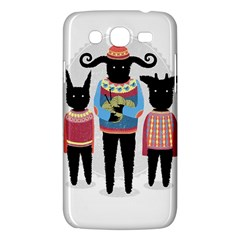 Nightmare Knitting Party Samsung Galaxy Mega 5 8 I9152 Hardshell Case