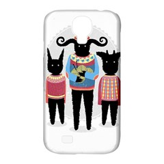 Nightmare Knitting Party Samsung Galaxy S4 Classic Hardshell Case (PC+Silicone)