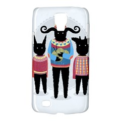 Nightmare Knitting Party Samsung Galaxy S4 Active (i9295) Hardshell Case