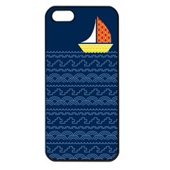 Sail the seven seas Apple iPhone 5 Seamless Case (Black)