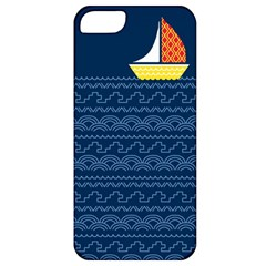 Sail The Seven Seas Apple Iphone 5 Classic Hardshell Case