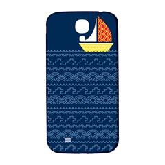 Sail the seven seas Samsung Galaxy S4 I9500/I9505  Hardshell Back Case