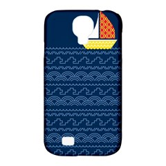 Sail the seven seas Samsung Galaxy S4 Classic Hardshell Case (PC+Silicone)
