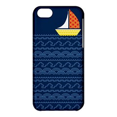 Sail The Seven Seas Apple Iphone 5c Hardshell Case