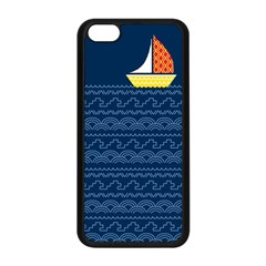 Sail The Seven Seas Apple Iphone 5c Seamless Case (black)