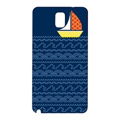 Sail the seven seas Samsung Galaxy Note 3 N9005 Hardshell Back Case
