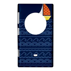 Sail the seven seas Nokia Lumia 1020 Hardshell Case