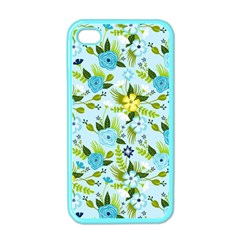 Flower Bucket Apple Iphone 4 Case (color)