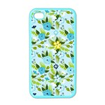 Flower Bucket Apple iPhone 4 Case (Color) Front