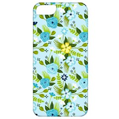 Flower Bucket Apple Iphone 5 Classic Hardshell Case