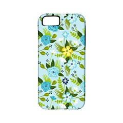 Flower Bucket Apple Iphone 5 Classic Hardshell Case (pc+silicone)