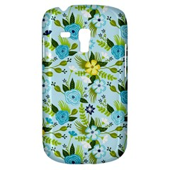 Flower Bucket Samsung Galaxy S3 Mini I8190 Hardshell Case