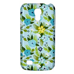 Flower Bucket Samsung Galaxy S4 Mini (GT-I9190) Hardshell Case