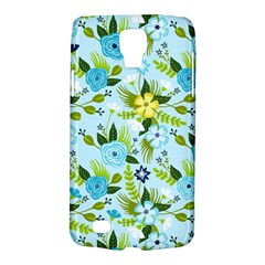 Flower Bucket Samsung Galaxy S4 Active (I9295) Hardshell Case