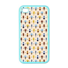 Ice Cream! Apple Iphone 4 Case (color)