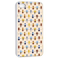 Ice Cream! Apple Iphone 4/4s Seamless Case (white)