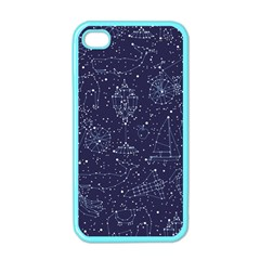 Constellations Apple iPhone 4 Case (Color)