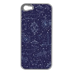 Constellations Apple Iphone 5 Case (silver)