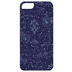 Constellations Apple Iphone 5 Classic Hardshell Case