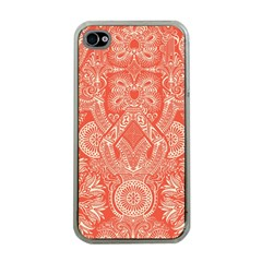 Magic Carpet Apple iPhone 4 Case (Clear)