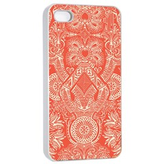 Magic Carpet Apple iPhone 4/4s Seamless Case (White)