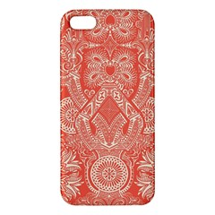 Magic Carpet Apple Iphone 5 Premium Hardshell Case