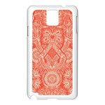 Magic Carpet Samsung Galaxy Note 3 N9005 Case (White) Front
