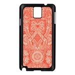 Magic Carpet Samsung Galaxy Note 3 N9005 Case (Black) Front