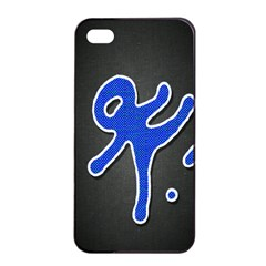 OK Apple iPhone 4/4s Seamless Case (Black)