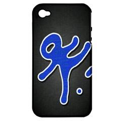 Ok Apple Iphone 4/4s Hardshell Case (pc+silicone)