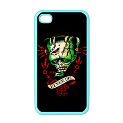 Never Die Apple iPhone 4 Case (Color)