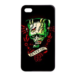 Never Die Apple iPhone 4/4s Seamless Case (Black)