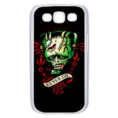 Never Die Samsung Galaxy S III Case (White)