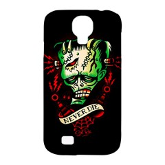 Never Die Samsung Galaxy S4 Classic Hardshell Case (PC+Silicone)