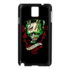 Never Die Samsung Galaxy Note 3 N9005 Case (Black)