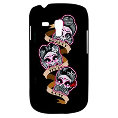 Skull Beauties Samsung Galaxy S3 Mini I8190 Hardshell Case