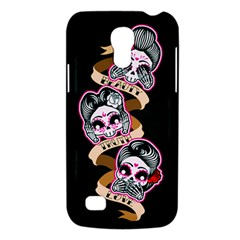 Skull Beauties Samsung Galaxy S4 Mini (gt I9190) Hardshell Case